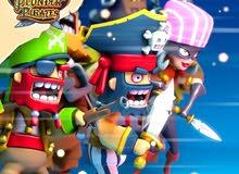 plunder pirates لعبة القراصنه نفس طريقة كلاش