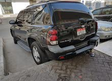 Used Chevrolet TrailBlazer in Abu Dhabi