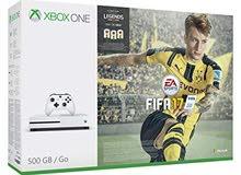 Xbox One أكس بوكس ون شبه جديد