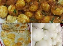 بيض فري للأكل وللفقاسات