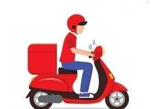 محتاجين سائقين دلفري بالكرخ