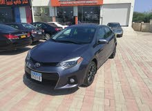 For sale 2016 Grey Corolla