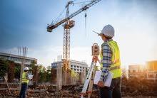 مطلوب مهندس مدني (مهندس مشاريع)