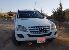 Mercedes Benz ML 350 car for sale 2010 in Mosul city for 20000$