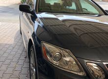 condition Lexus GS 2007 with  km mileage