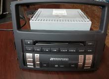 Pajero Recorder System for sale can play 6 CDs.