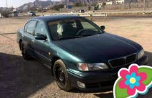 Green Nissan Maxima 1999 for sale