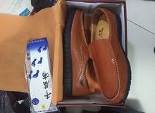 أحذية رجالي جلد طبيعي