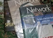 مجلات شبكات
