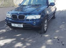 Used BMW X5 for sale in Amman
