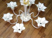 Irbid - Used Lighting - Chandeliers - Table Lamps available for sale