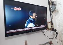 شاشة للبيع شينون fhd مع ستلايت بسعر 100 الف