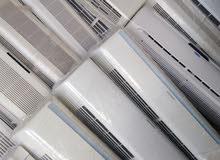 بيع جميع انواع المكيفات السبلت مع التركيب والتوصيل