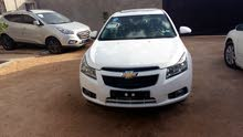 Chevrolet Cruze 2010 For sale - White color