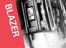 جيب بليزر ا2002 مرخص سنه كامله