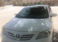 Toyota Corolla car for sale 2012 in Rustaq city