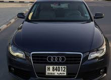 Audi A4 2.0 Ltr Turbo,2010 ,first lady owner purchased from agency