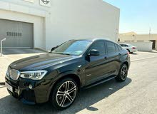 used BMW X4 Turbo 2017 Excellent condition Agent service low mileage 47000 only