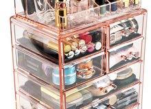 Acrylic makeup organizer-منظم مكياج اكليرك