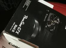 canon power shot G7X mark iii for sale 1 week old