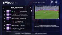 إشتراك Spark TV لمشاهدة القنوات