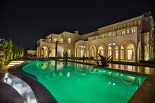 قصر مميز للبيع بالاردن دابوق