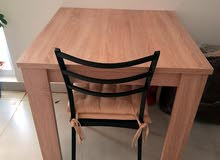 Moving Out Sale - Home Center Table and one chair