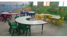 اثاث مدارس وحضانات