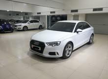 Audi A3 / 2017 (White)