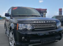 Range Rover Sport Luxury model 2013