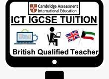 ICT IGCSE CAMBRIDGE TUITION LESSONS