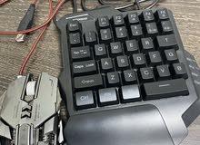 GAMING keyboard+mous +