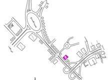 ارض في فرناج فضاء ثلاث واجهات علي طريق الرئسي