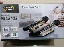 Wireless Digital home HD Karaoke set (2)