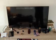 تلفزيون جيباس ،Hdسمارت wifi وايفاي انترنت يوتيوب السعر 50 اخر 45