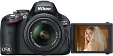 Nikon D5100 DSLR Camera 18-55mm and 70-300mm