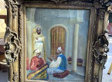 Photo Oil Painting with frame