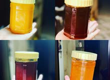 Pure organic honeh