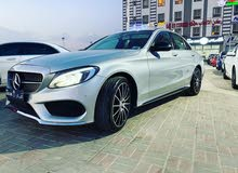 Used condition Mercedes Benz C 300 2018 with 1 - 9,999 km mileage