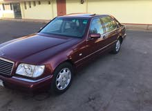 km Mercedes Benz S 320 1996 for sale