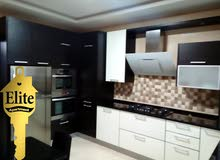 excellent finishing apartment for sale in Amman city - Airport Road - Nakheel Village