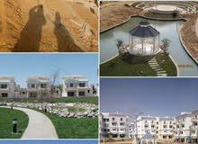 للبيع ارض 4400متر بمرتفعات الأهرام