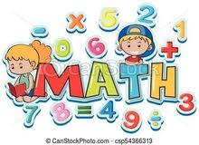 مدرس math ابتدائي واعدادي وثانوي