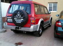 Automatic Red Mitsubishi 1994 for sale