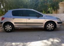 +200,000 km Peugeot 307 2003 for sale