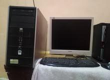 كمبيوتر شاشة lcd 17 وموس ولوحه السعر نهائي2500للتواصل 01033584892