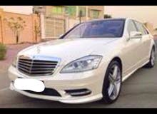 Mercedes Benz S350 made in 2009 for sale