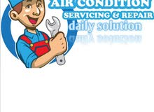 Ac repair nd service