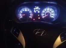Gasoline Fuel/Power car for rent - Hyundai Elantra 2013