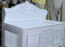سرير ملكي تركي ايطالي